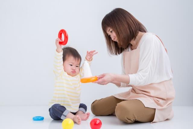 子ども個人に合わせた訓練をすることで一緒に成長できる仕事