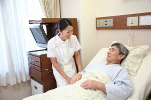 介護福祉士を志すきっかけ
