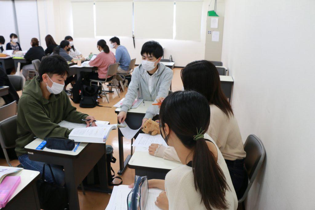 授業の様子(2020年)